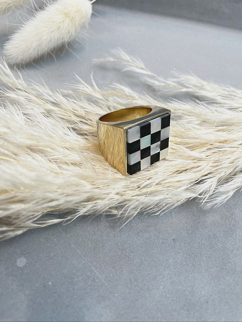Samuel Ring -Checkered