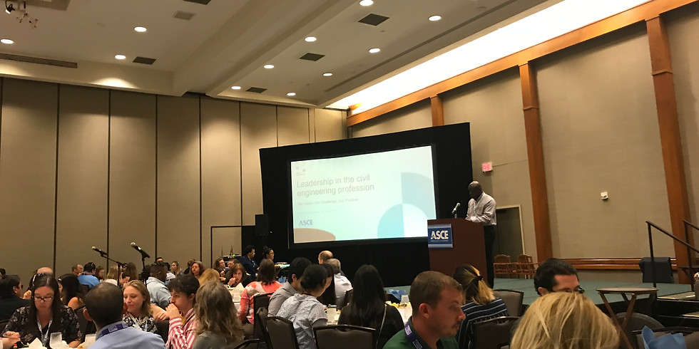 ASCE 2019 Convention in Miami Joint YMFs Student Sponsorship