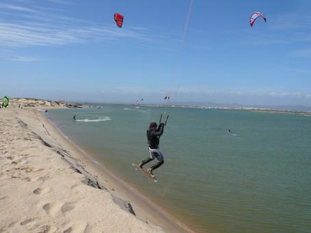 Kite trip - Portugalsko Faro