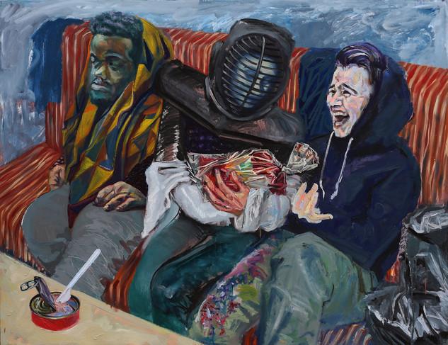 Pate With Two Blades - Severina Danielov