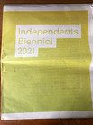 independents biennial 2021 paper gallery