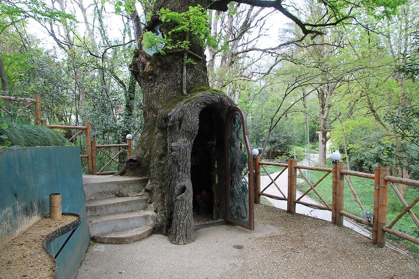 wanderix website - botanical garden kuta