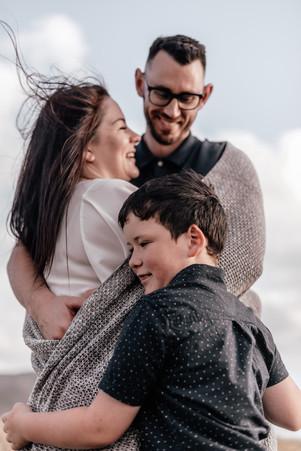 Family Beach Shoot | Bethells Beach Auckland New Zealand - www.zanthevorsatzphotography.com