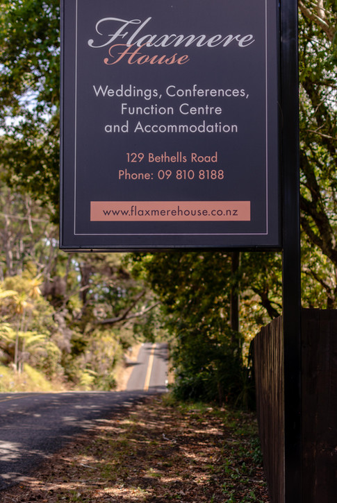 Real Wedding at Flaxmere House in Bethel