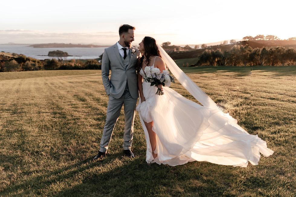 Cable Bay Vineyard Wedding   Waiheke Island New Zealand - www.zanthevorsatzphotography.com