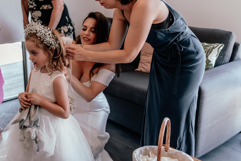 Turanga Creek Wedding Photography