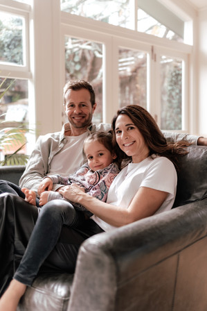 Home Family Photoshoot | Auckland New Zealand - www.zanthevorsatzphotography.com