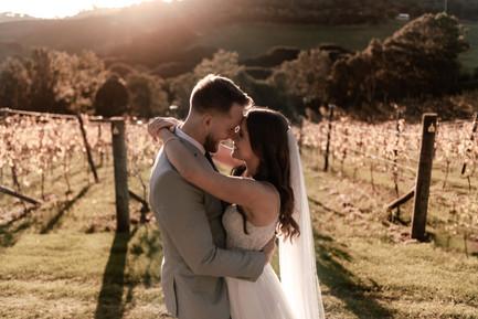 Wedding at Cable Bay Vineyard | Waiheke Island New Zealand - www.zanthevorsatzphotography.com