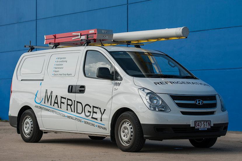 iMafridgey Van