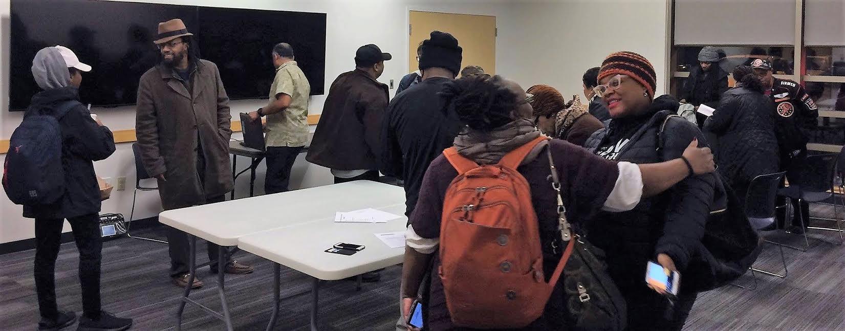 Black Expressions Workshop 2