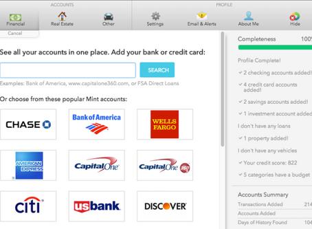 Mint.com – Your Virtual Financial Adviser