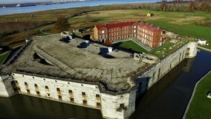 Pea Patch Island and Fort Delaware