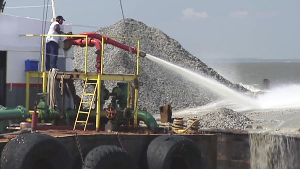 Restoring Oysters to Delaware Bay