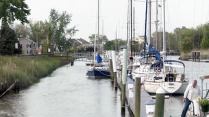 Sailing the C&D Canal