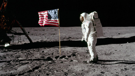 First State, First Step: Delaware to the Moon