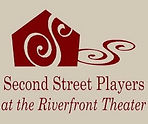 Logo Second Street Players at the Riverf
