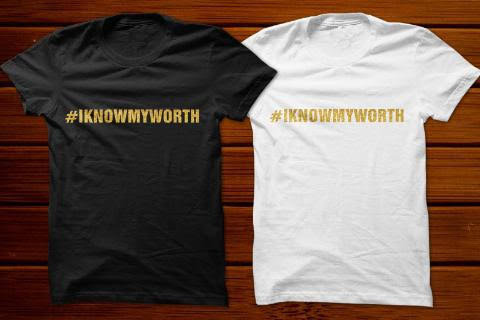 #IKNOWMYWORTH