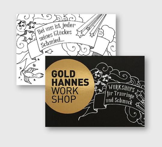 GOLDHANNES WORKSHOP