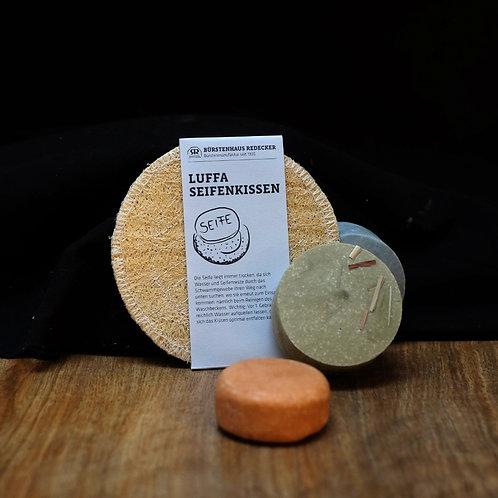 Seifenkissen aus Luffa