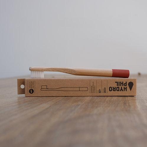 Zahnbürste für Kinder aus Bambus