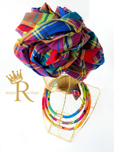 Royal Turbanista Full Set