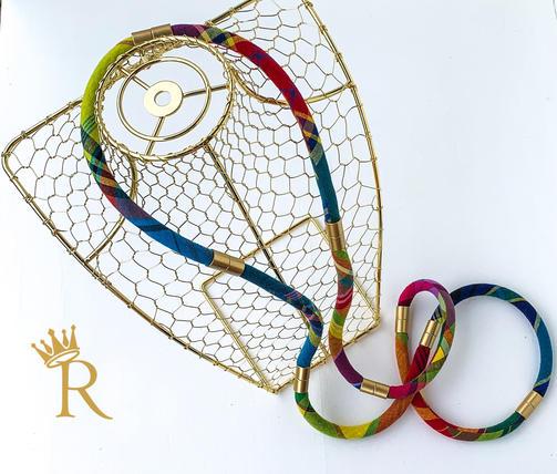 Infinity Rope 8 Mix Bracelet