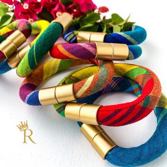8 Mix Infinity Rope Bracelets