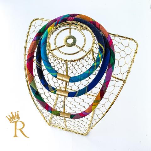 3 Row Infinity Rope Mix