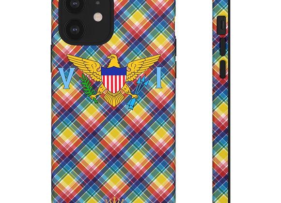 VI Pride Madras Phone Case