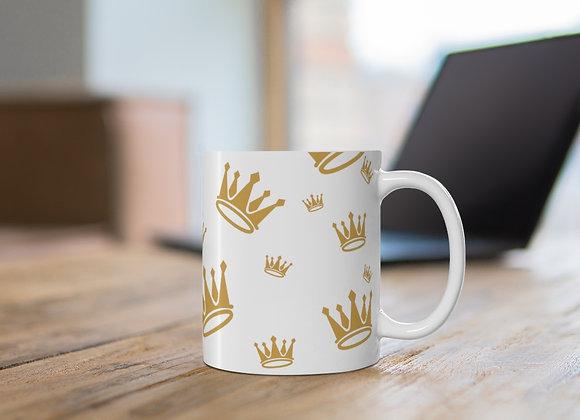 Regal Crown Logo Mug 11oz