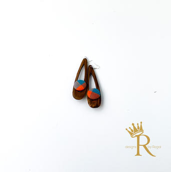 One Drop Carib Earrings