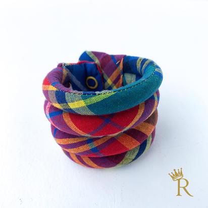 Royal Statement Bracelet