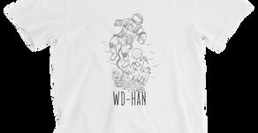 New Spaceman Merchandise!