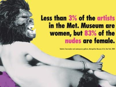 人體畫室也有性別歧視?