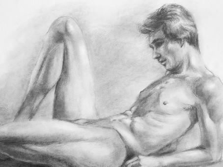 4個快速而有效的學習畫人體的方法