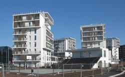 Wohnungsbauten Mailand