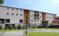 Wohnungsbau Lugano