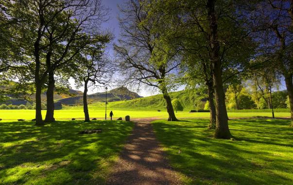 Roam through a city park like no other. Holyrood Park's dramatic hills and crags shape Edinburgh's unforgettable skyline, and its history and archaeology span thousands of years. Holyrood Park is a short walk from Edinburgh's Royal Mile in the heart of the city.
