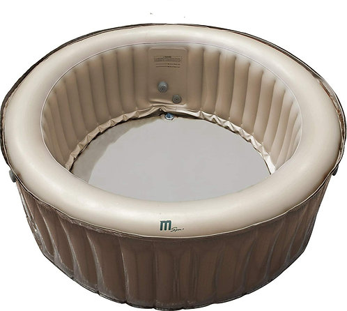 MSpa Elite Series Reve Inflatable Hot Tub | 4 Person