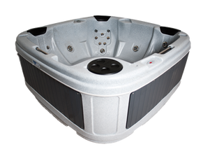 Dura Spa 6 Persons Hot Tub by Penguin Hot Tub Hire