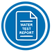 Water Test Report by Penguin Hot Tubs