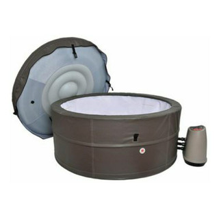 Portable Hot Tub Hire delivered to your holiday lodge from Hire Hot Tub UK