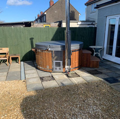 Wood burning hot tub by Penguin Spas Outdoor Living Ireland delivery 6.JPG