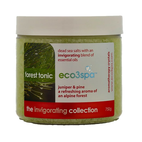 eco3spa Natural Aromatherapy – Forest Tonic 750g