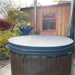 Wood burning hot tub by Penguin Spas Outdoor Living Ireland 1.jpg