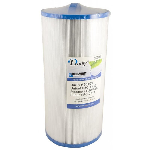 SC701 Darlly Hot Tub Spa Filter