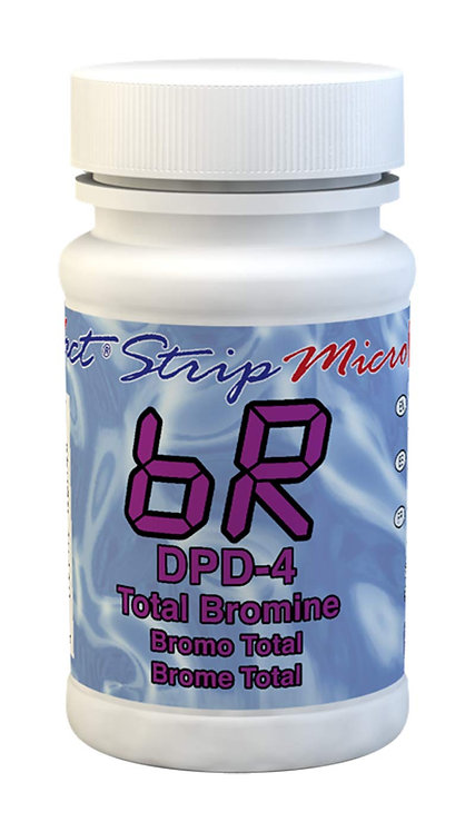 eXact® Strip Micro Total Bromine DPD-4