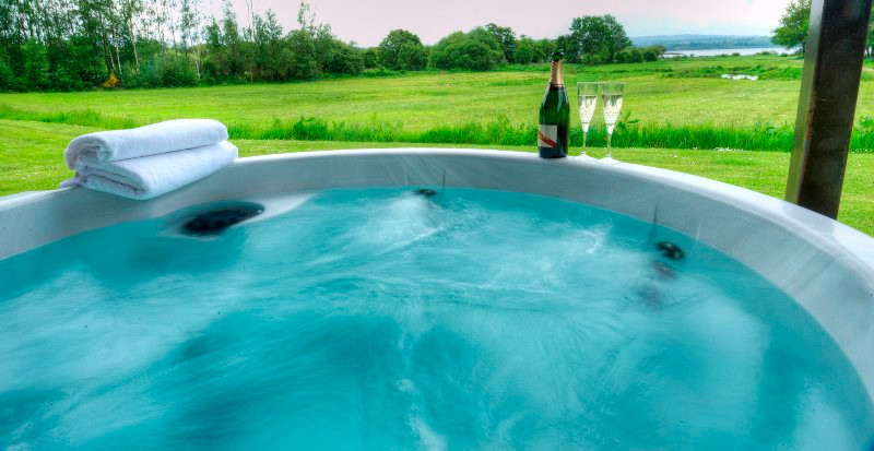 2019s Top 10 Hot Tub Holiday Lodges in Scotland. Loch Lomond Waterfront Hot Tub Holiday Cottage - Loch Lomond, Scotland