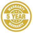 5 Year Warranty Penguin Hot Tubs.png