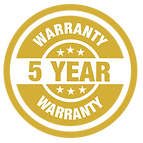 5 Year Plumbing, Heater & Jet Warranty by Penguin Hot Tubs
